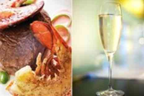 The Duke of Portland - Michelin Rated 3 Course Dinner for 2 with Bubbly - Save 51%