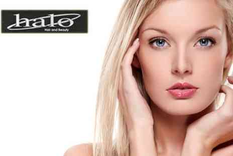 Halo Hair & Beauty - Haircut, Treatment and Professional Blowdry - Save 62%