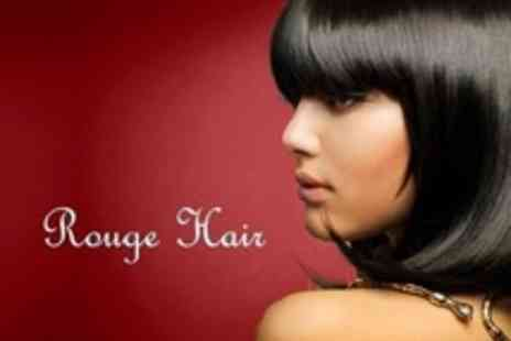 Rouge Hair - Womens Cut, Condition and Finish - Save 50%