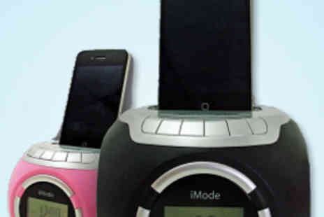Shopazoo.co.uk - iPhone and iPod Docking Stations - Save 52%