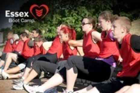 Essex Boot Camp - Ten Boot Camp Sessions - Save 63%