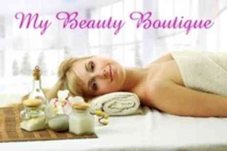 My Beauty Boutique - Back, Neck and Shoulder Massage With Choice of Beauty Treatment - Save 72%