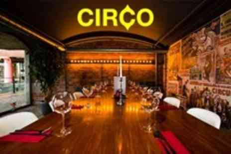 Circo - Three Course Dinner For Two - Save 61%