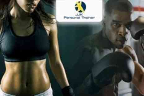 JJK Personal Trainer - Six Boxercise Classes Plus Personal Training Session - Save 50%