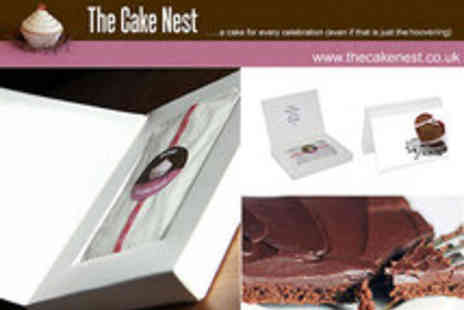 The Cake Nest - Cake Card The Perfect Unique Gift you willl love to give - Save 40%