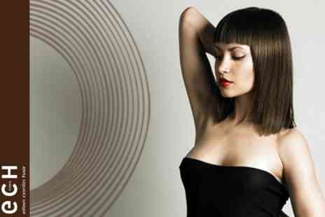 Ellen Conlin Hair - Cut and Style with Shampoo and Blow Dry - Save 58%