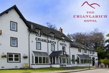 The Crianlarich Hotel - Two Night Stay For Two With Breakfast - Save 51%