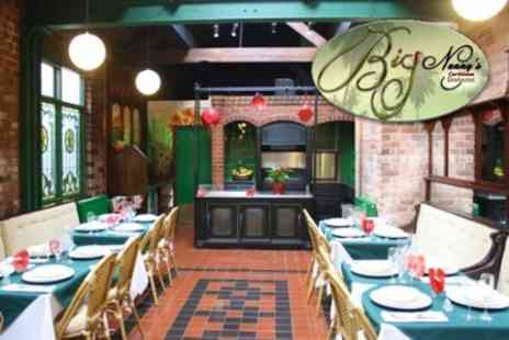 Big Nanny s Caribbean Restaurant - Two Course Meal Gor Two - Save 60%