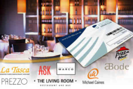 Hi-Life Diners Club - One year of Platinum restaurant savings  - Save 65%