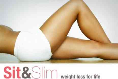 Miruji - Four Sessions of Sit & Slim - Save 88%