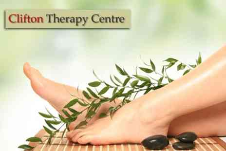 Clifton Therapy Centre - Hot Wax Treatment, Foot Massage And Fish Spa - Save 60%