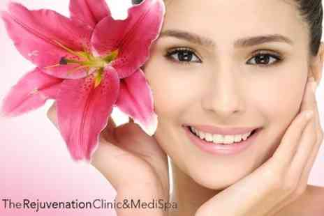 The Rejuvenation Clinic & MediSpa - Three Sessions of Thread Vein Removal for £139 - Save 85%