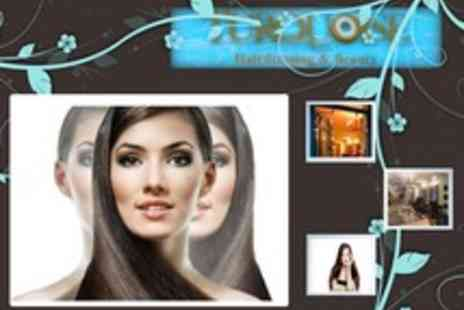 Turquoise Hair and Beauty - An Exclusive Inoar Keratin Treatment with Wash and Blow dry - Save 76%