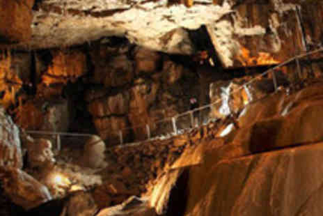 Pooles Cavern - Two Adult Tickets - Save 55%