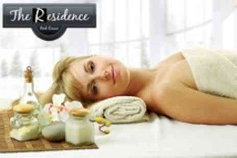 The Residence Glasgow - Spa Package With Two Treatments and Afternoon Tea For One - Save 69%