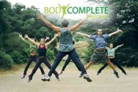 Body Complete - One Months Access to Boot Camp - Save 75%