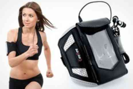 Curated.co.uk - GeeBee Ultimo Sports Armband Cases For iPod, iPhone or MP3 Player - Save 50%