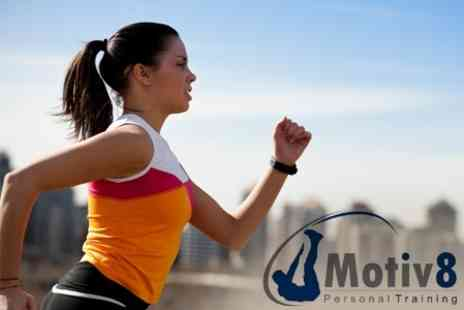 Motiv8 Personal Training - Eight Weeks of Boot Camp - Save 84%