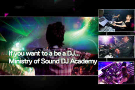 Ministry of Sound DJ Academy - Beginners DJ course  - Save 60%