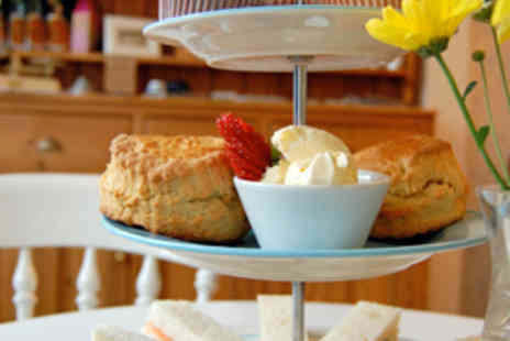 Upsy Daisy Bakery - Traditional Afternoon Tea for Two - Save 55%