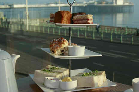 Thistle Hotel - Seaside Afternoon Tea for Two - Save 58%