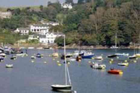 The Old Ferry Inn - Two night Cornish retreat for two including full English breakfasts - Save 58%