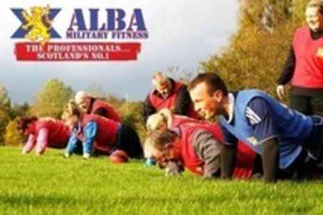 ALBA Military Fitness - Five 60 Minute Classes - Save 60%