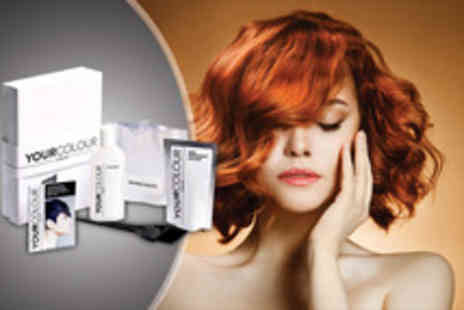 Bar Hairdressing - Professional home hair colour kit get salon quality hair - Save 51%