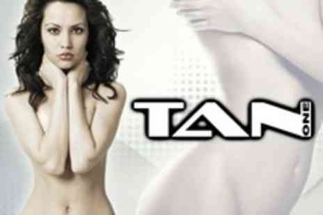 Tan One - Five Endermologie Body Treatments - Save 27%