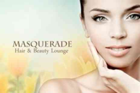 Masquerade Hair & Beauty - One Facial With Microdermabrasion Sessions - Save 50%