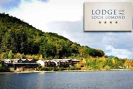 Lodge on Loch Lomond - In Lodge on Loch Lomond One Night Stay For Two With Breakfast - Save 51%