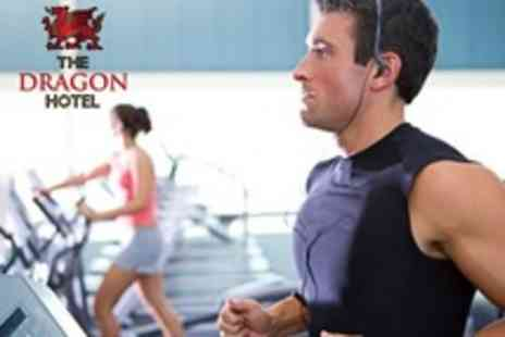 The Dragon Health Club - Ten Health and Leisure Club Passes Plus Personal Training Session - Save 81%