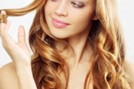 Therapy Hair and Spa - Haircut and Blow Dry with Highlights - Save 65%