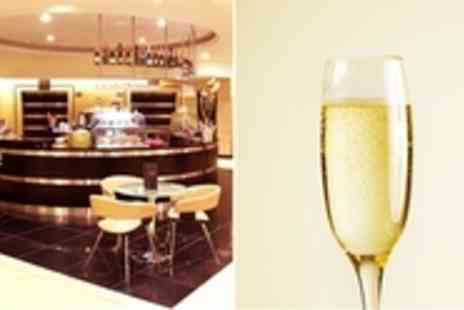 Toms Champagne Bar - Champagne Afternoon Tea for 2 - Save 47%