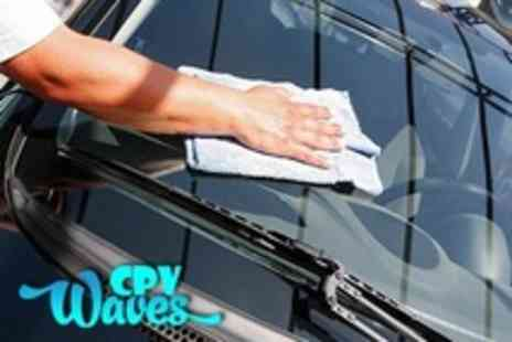 CPV Car Services - Platinum Interior and Exterior Car Valet - Save 53%