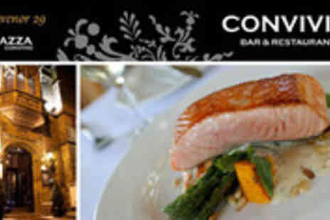 Convivio Bar and Restaurant - Italian Food for Two - Save 50%
