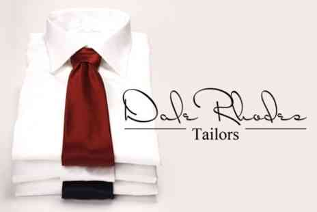 Dale Rhodes - Design a Tailored Shirt - Save 65%