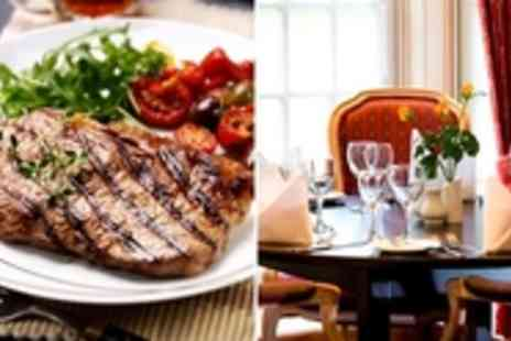 Ramada Solihull Hotel - Sirloin Steak & Champagne Dinner - Save 57%