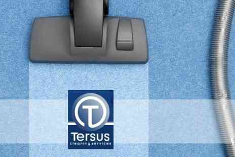 Tersus Services - Carpet Cleaning For Two Bedrooms and One Hallway - Save 67%