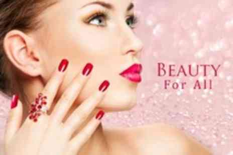 Beauty For All - Shellac Manicure - Save 54%