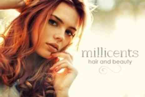 Millicents Hair and Beauty - Brazilian Keratin Treatment With Cut - Save 70%