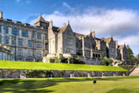 Bovey Castle - Lavish 5Star Dartmoor Escape with Dinner - Save 49%