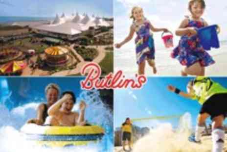 Butlins - Family Day Passes to Bultins, Bognor Regis - Save 50%
