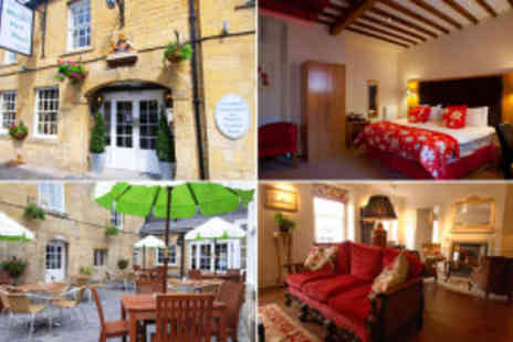 The White Hart Royal Hotel - Two night Cotswolds break for two - Save 63%
