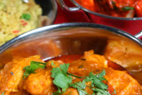 Ashoka - Takeaway Meal for Two - Save 65%