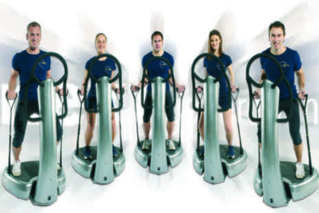 Good Vibrations - Five Power Plate sessions plus training - Save 55%