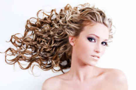 Smooch Hair Studio - Hair package including highlights or colour  - Save 78%