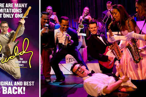 Cambridge Corn Exchange - A ticket to Buddy the Musical - Save 49%