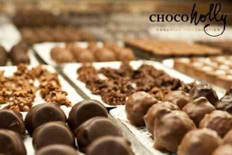 Chocoholly - Two Hour Deluxe Chocolate Workshop With Tasting - Save 59%
