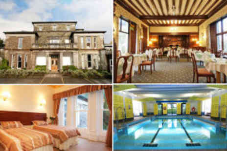 Windermere Manor Hotel - Two night Lake District break for two - Save 64%